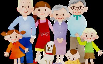 La famille en chinois – 家庭词汇 : vocabulaire, dialogue et présentation