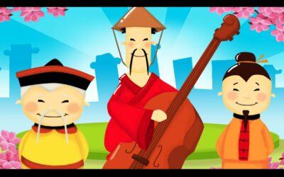 19 comptines chinoises   Classées par thèmes