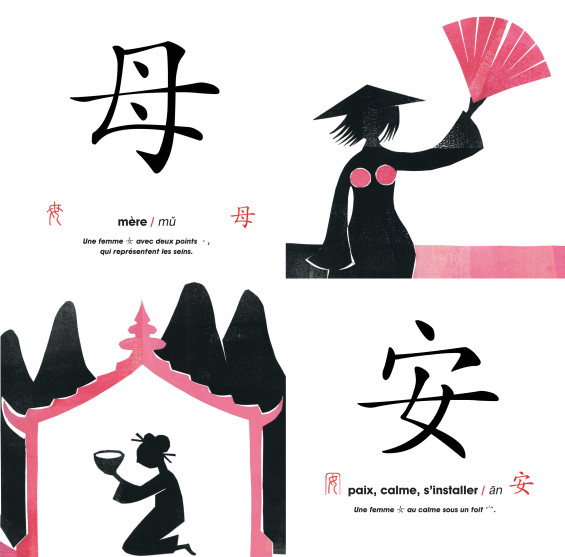 grand imagier de chinois
